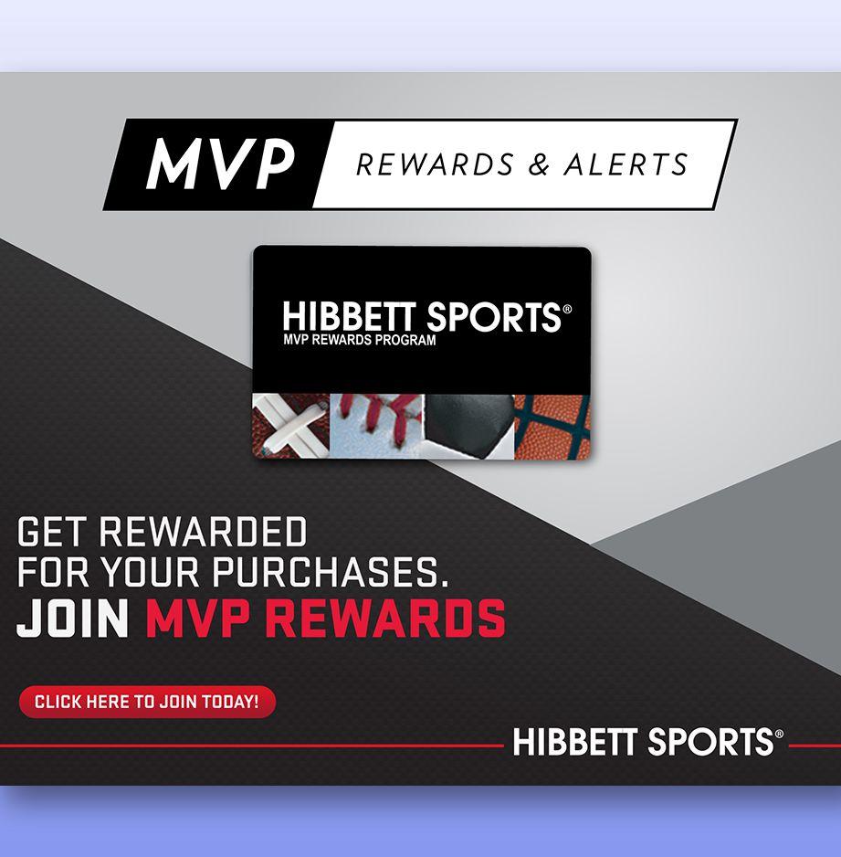 Hibbett Sports MVP Rewards Program
